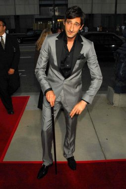 Adrien Brody at the premiere of Hollywoodland. Academy of Motion Picture Arts and Sciences, Beverly Hills, CA. 09-07-06