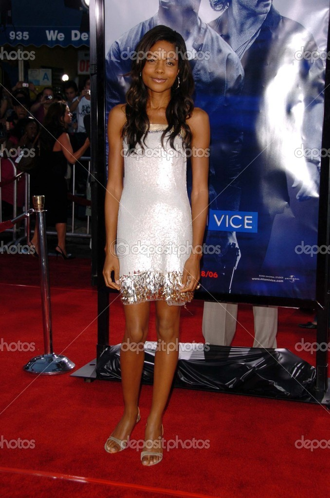 vice Naomie harris miami