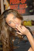 Adriana Lima bei der Vorstellung von dem was ist sexy Liste von Victorias Secret. Victorias Secret, Los Angeles, ca. 25.04.06