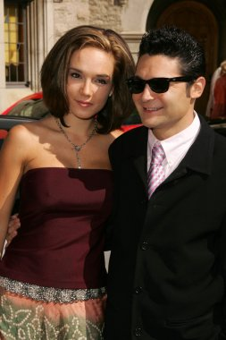 Susie Sprague and Corey Feldman