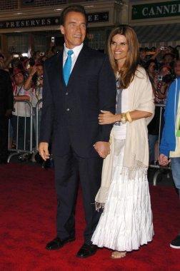 Arnold Schwarzenegger, Maria Shriver