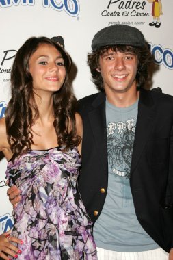 Victoria Justice and Matthew Underwood