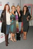 Marcia Cross, Felicity Huffman, Nicolette Sheridan and Teri Hatcher