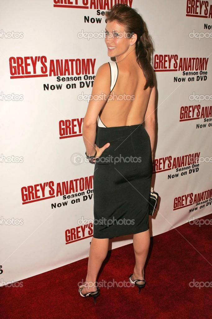 Kate walsh en el dvd de lanzamiento evento para anatomía grises la ...