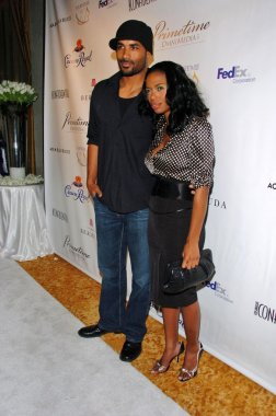 Boris Kodjoe, Jill Marie Jones