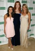 Marcia Cross with Eva Longoria and Lori Loughlin