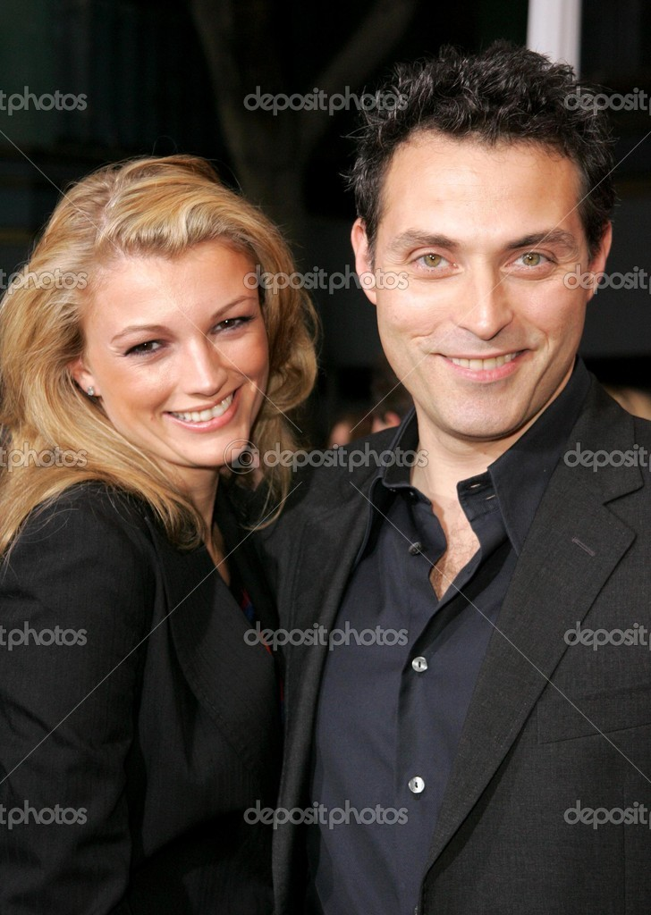 Rufus Sewell — Stock Photo