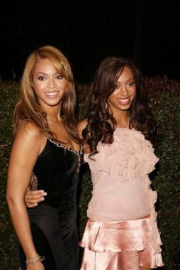 Beyonce Knowles, Solange Knowles