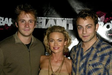 Robert Hoffman with Kelly Carlson and Jonathan Sadowski