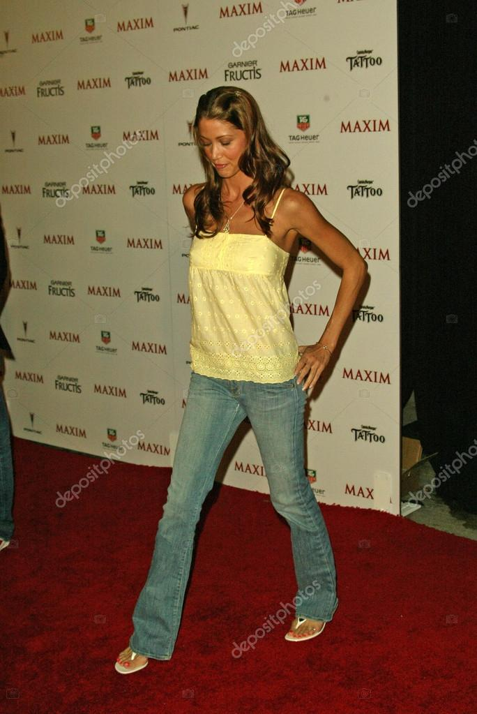 Shannon Elizabeth Stock Editorial Photo C S Bukley 16683839