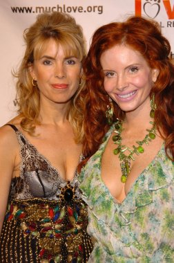 Julia Verdin and Phoebe Price