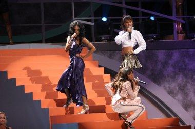 Amerie,Teairra Mari, Rihanna