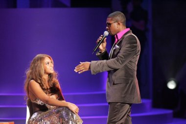 Beyonce Knowles, Usher