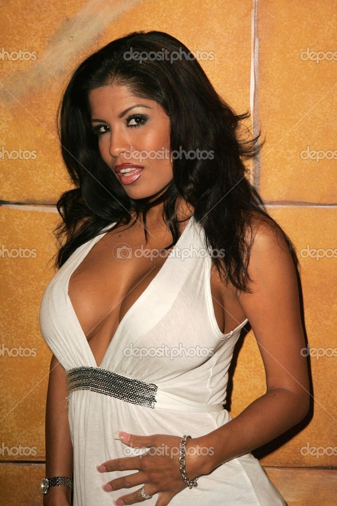Alexis Amore At Brigitta Bulgaris Birthday Party Basque Hollywood Ca  Photo By S_bukley