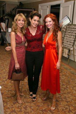 Julia Verdin, Sean Young and Phoebe Price