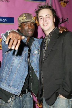 Sam Sarpong and Jake Coco