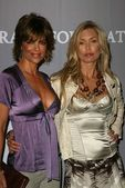 Lisa Rinna and Heather Thomas