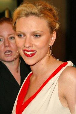 Scarlett Johansson at