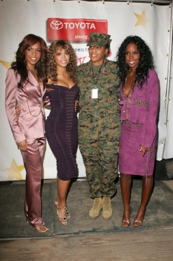 Michelle Williams, Beyonce Knowle and Kelly Rowland