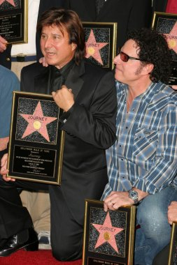 Steve Perry and Neal Schon