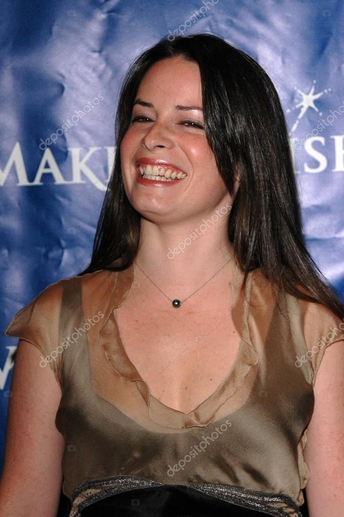 Holly Marie Combs Redactionele Stockfoto Sbukley 17048797