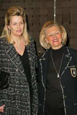 Barbara Davis, Nancy Davis