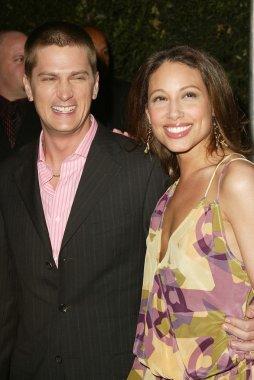 Rob Thomas and Marisol Maldonado