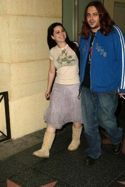 Amy Lee, Shaun Morgan