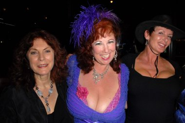 Kay Parker, Annie Sprinkle, Sharon Mitchellat the