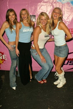 Jada Storm, Anna Catherine, Kelley Britz and Jerilee Woodford