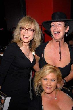 Nina Hartley, Sharon Mitchell, Ginger Lynnat