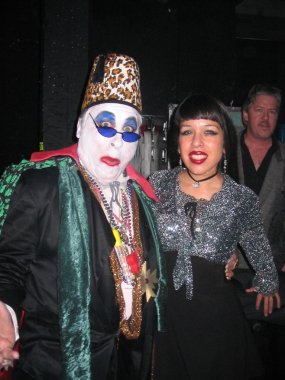 Count Smokula and Jenny Angel