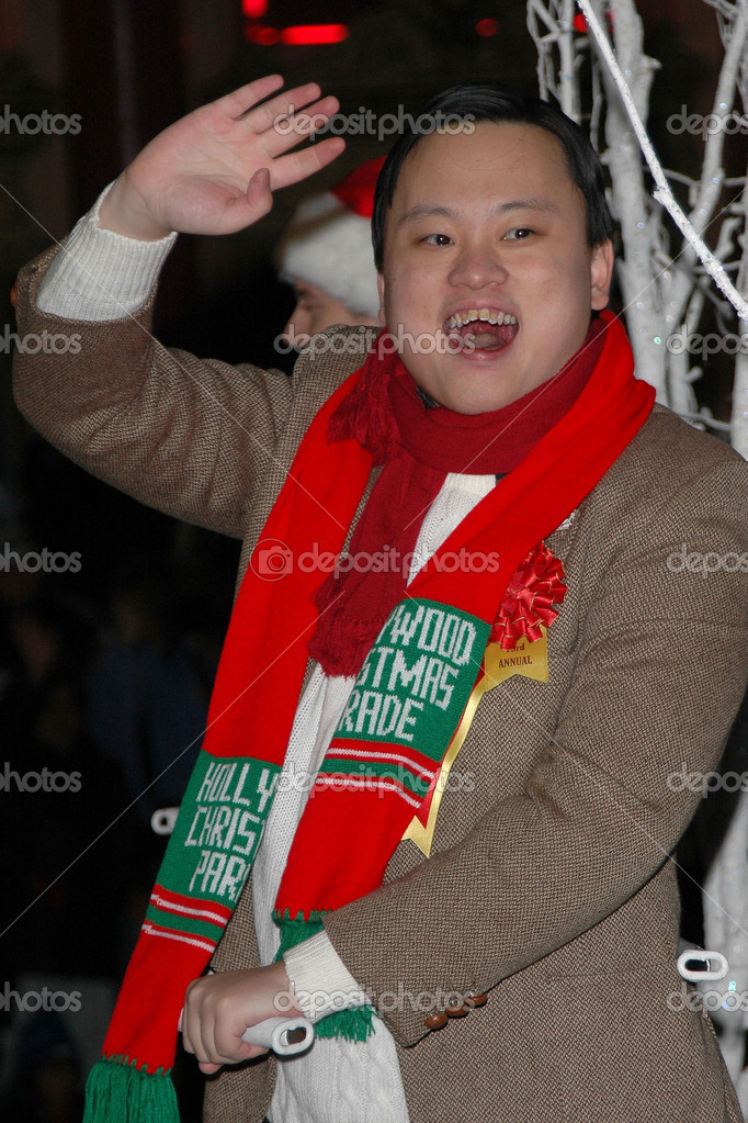 William Hung at the 73rd Annual (2004) Hollywood Christmas Parade on Hollywood Boulevard, Hollywood, CA.