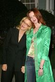 Felicity Huffman and Marcia Cross