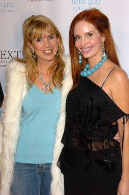Phoebe Price and Julia Verdon