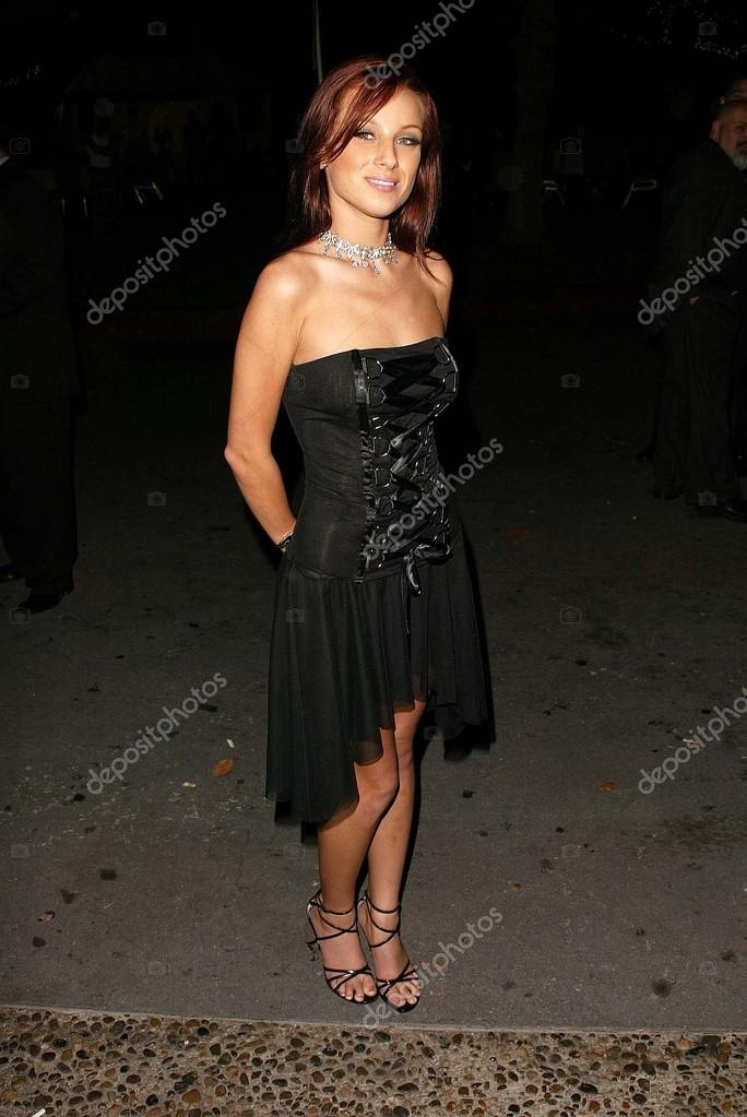 Dani Woodward At The 17th Annual Night Of The Stars Thrown By The Free Speech Coalition Sheraton Universal Hotel Universal City Ca  Photo By