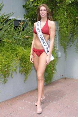 Carolyn Jennings, Miss West Virginia