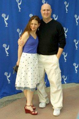 Cathy Cahlin Ryan and Shawn Ryan