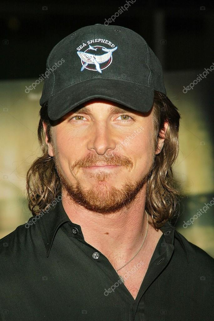 Christian Bale Redaktionelles Stockfoto Sbukley 17229861