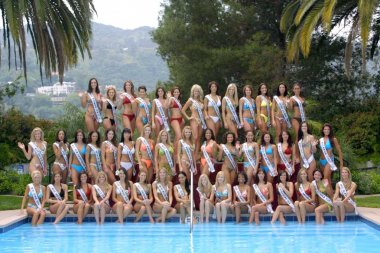 Miss USA 2004 Contestants
