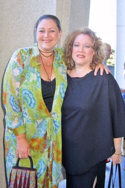 Camryn Manheim and Adele Agin