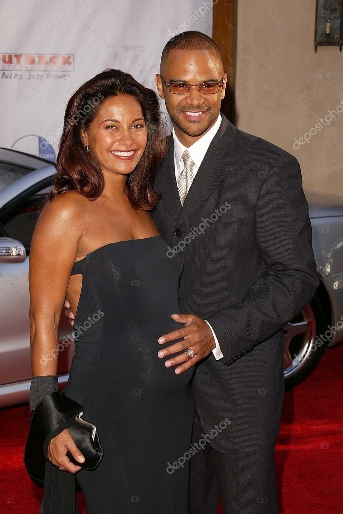 Salli Richardson Husband