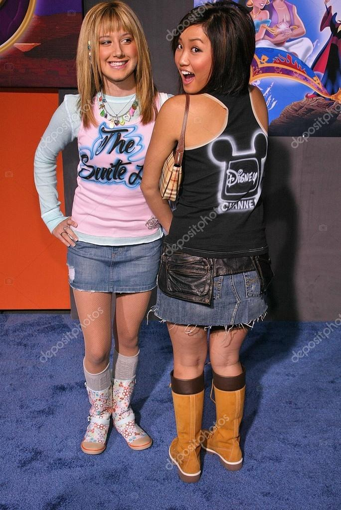 Brenda Song And Ashley Tisdale ashley tisdale ...