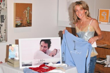 Lori Petty's clothing line