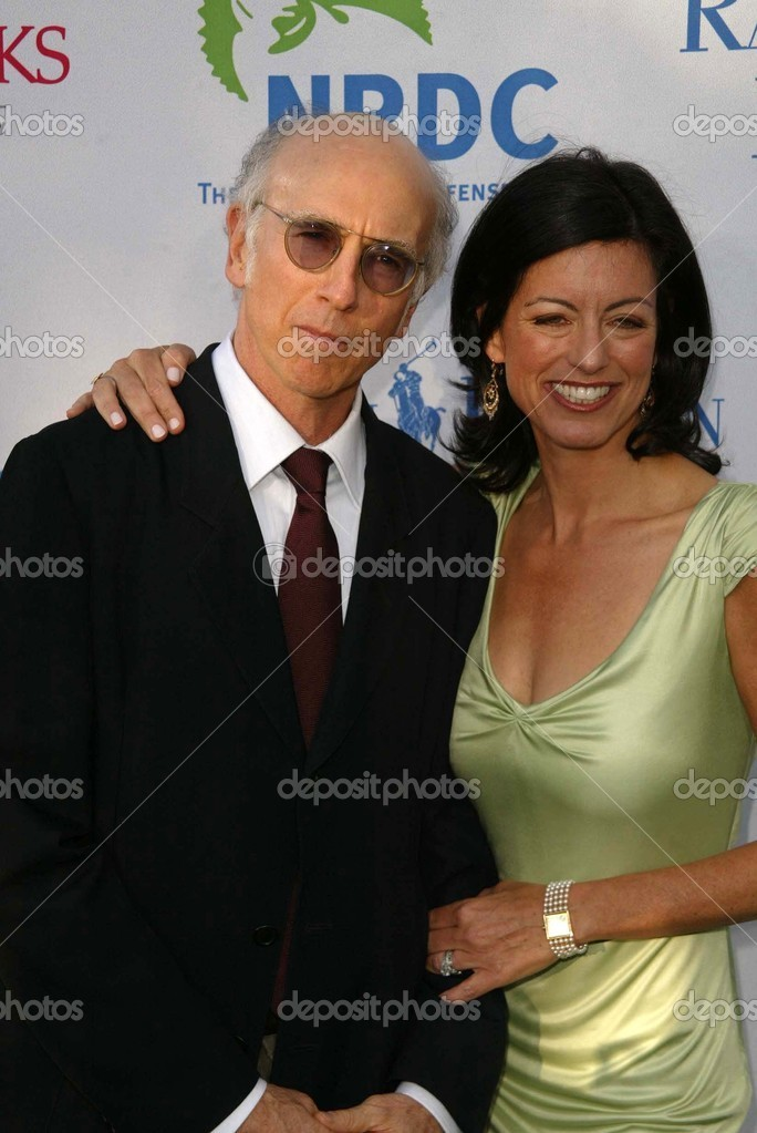 Larry David and wife L...