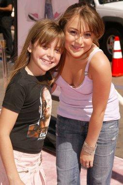 Alexa Vega and sister MacKenzie