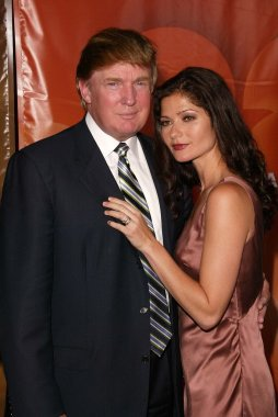 Donald Trump and Jill Henness