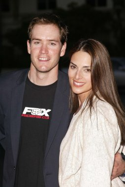 Mark-Paul Gosselaar and wife Lisa Ann