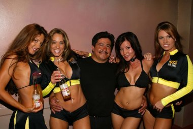 Tracy Dali, Anise Duran, Victor Mendez, Katherine Thom and Valerie Babber