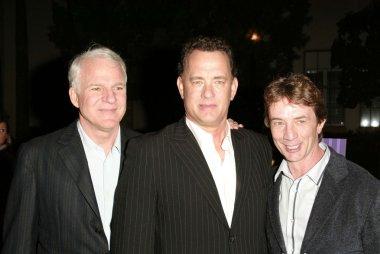 Steve Martin, Tom Hanks and Martin Short